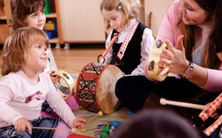 Early Childhood Curriculum - Music