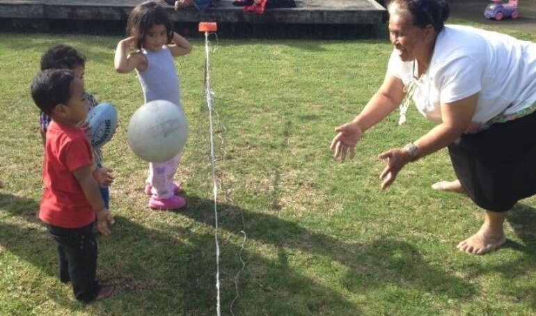 Play in a Home-based Setting
