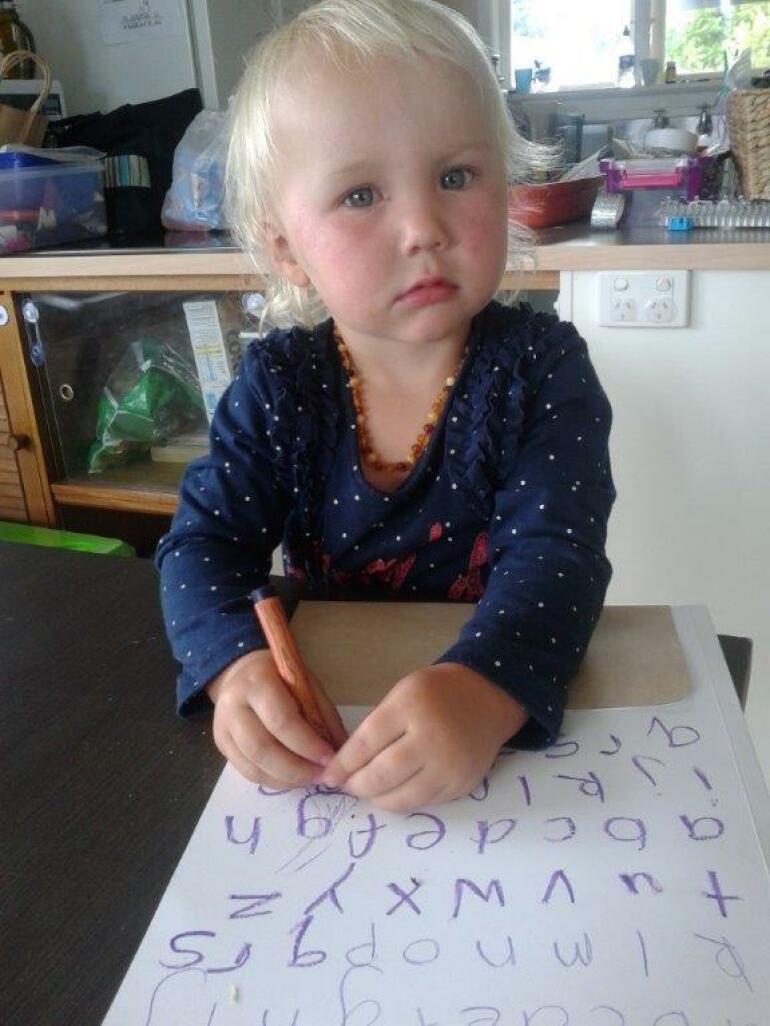 Developing Pre-Writing Skills