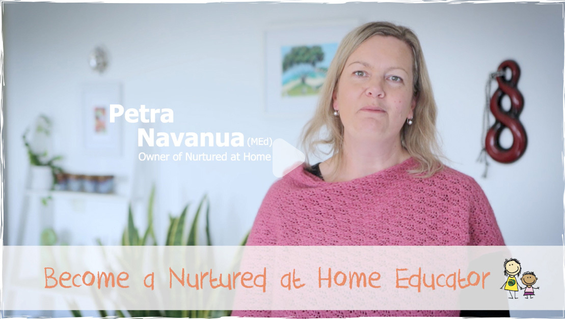 Become an Educator with Nurtured at Home